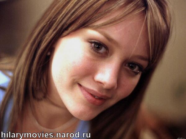 list of all hilary duff movies